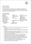 Job Description Industrial Insulator - FESI – European Federation of Associations of Insulation Contractors