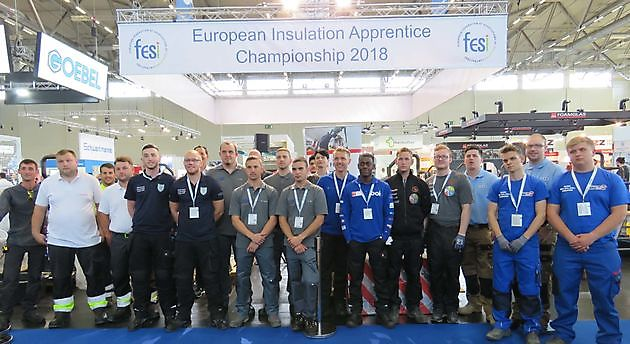 Apprentice Championships - FESI – European Federation of Associations of Insulation Contractors