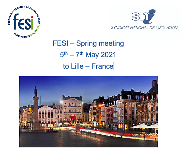 FESI General Assembly 2021 - FESI – European Federation of Associations of Insulation Contractors