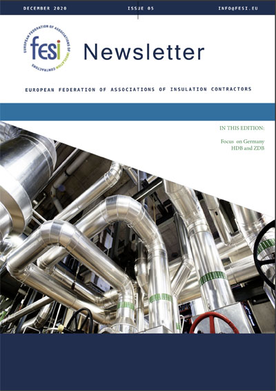 FESI Newsletter - FESI – European Federation of Associations of Insulation Contractors