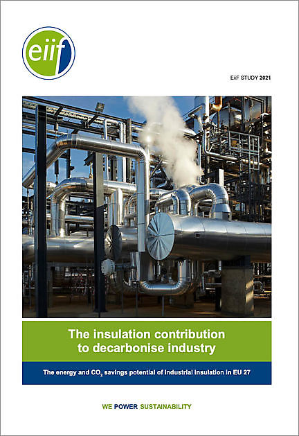 EiiF Study 2021: The insulation contribution to decarbonise industry - FESI – European Federation of Associations of Insulation Contractors