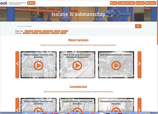 The Dutch training Centre provides al lot of instructie videos - FESI – European Federation of Associations of Insulation Contractors