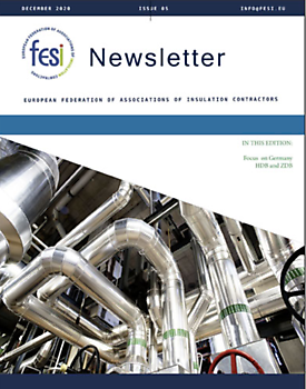 FESI Newsletter issue 5 FESI – European Federation of Associations of Insulation Contractors