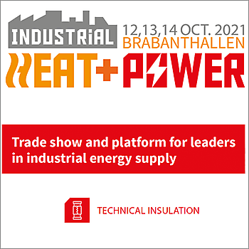FESI will be present at the fair Industrial Heat and Power 2021 in the Netherlands FESI – European Federation of Associations of Insulation Contractors