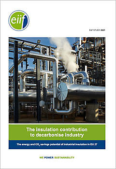 EiiF Study 2021: The insulation contribution to decarbonise industry FESI – European Federation of Associations of Insulation Contractors